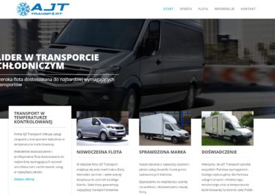 www.ajttransport.pl