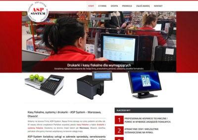 ASP System - Kasy fiskalne