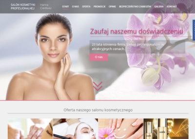 www.kosmetyka-cienkusz.pl