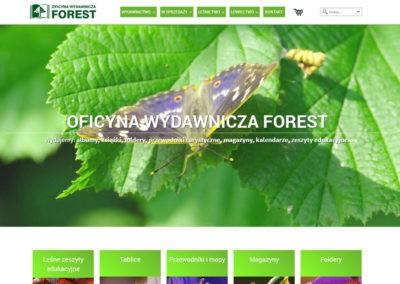 Oficyna wydawnicza FOREST