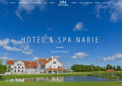 Hotel & SPA Narie 2017