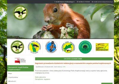 Mazowiecki Zespół Parków Krajobrazowych