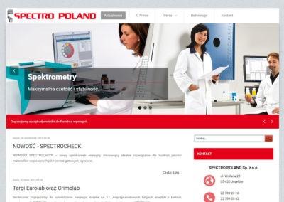 SPECTRO Poland