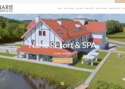 Hotel & SPA Narie 2018