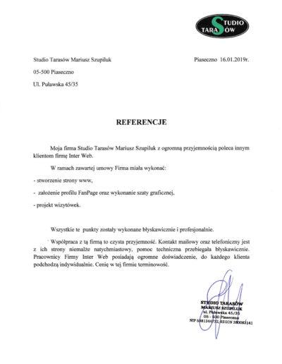 referencje-studiotarasow